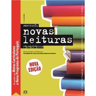 Novas Leituras 7 Português 7º Ano - Manual do Aluno