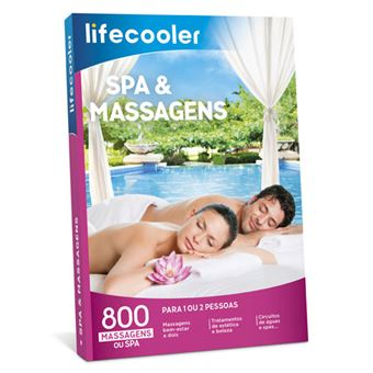 Lifecooler 2019 - Spa & Massagens