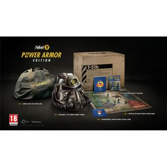 Fallout 76 T51B Edition - PS4