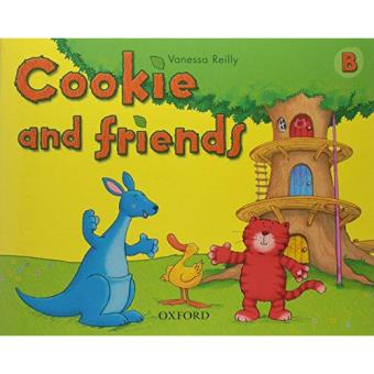 Cookie & Friends B - Classbook