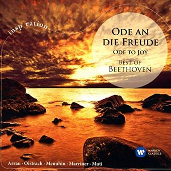 Ode To Joy - Best of Beethoven - CD