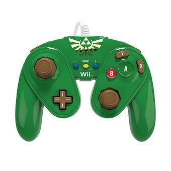 PDP Comando Fight Pad Wii U - Link (The Legend of Zelda)