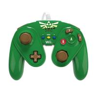 PDP Comando Fight Pad Wii U - Link (The Legend of Zelda)