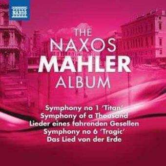Naxos Mahler Album