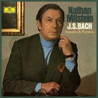 Bach: Sonatas & Partitas for Solo Violin - 3LP 12''