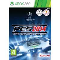 Pro Evolution Soccer 2014 Xbox 360