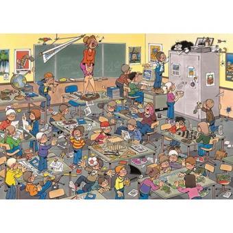 Puzzle Caça ao Rato Comics (500 Peças)
