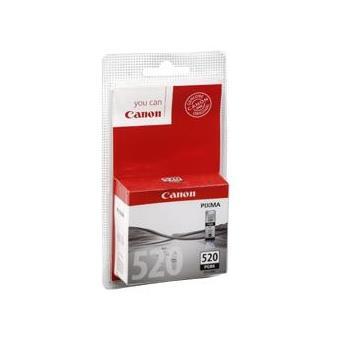 Canon Pack 2 Tinteiros PGI-520BK Preto