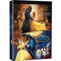 Pack A Bela e o Monstro - Imagem Real + Animação (DVD)