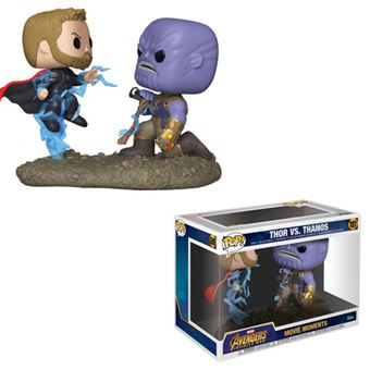 Funko Pop! Avengers Infinity War: Thor vs Thanos - 707