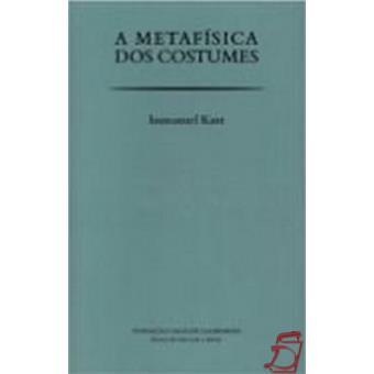 A Metafísica dos Costumes