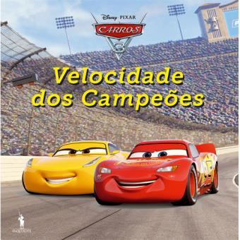 Carros 3 - Velocidade dos Campeões