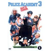 Academia de Policia 3 - Volta aos Treinos