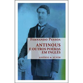 Antinous e Outros Poemas em Inglês