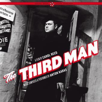 The Third Man - LP 180g Vinil 12''