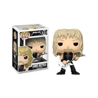 Funko POP! Metallica - James Hetfield - 57