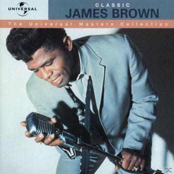 Classic James Brown - CD