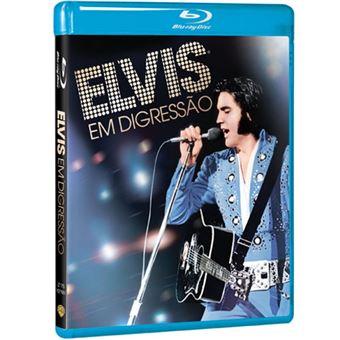 Elvis em Digressão - Blu-ray