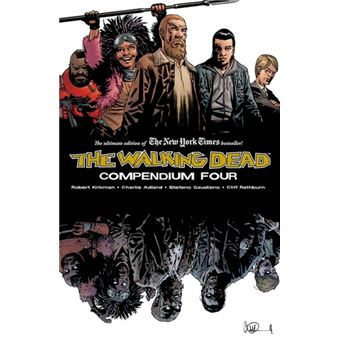 Walking dead compendium volume 4