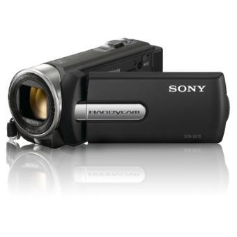 Sony Cam DCR-SX15E Preta