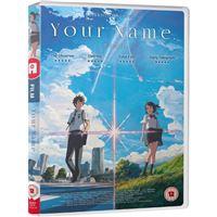 Your Name - DVD Importação