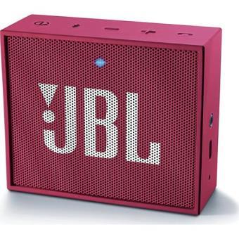 JBL Coluna GO (Rosa)