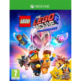 The LEGO Movie 2 Videogame Toy Edition - Xbox One