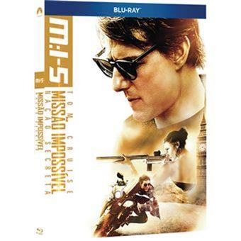 Missão Impossível Nação Secreta - Blu-ray