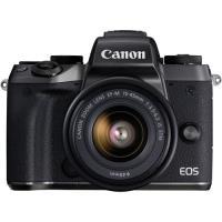 Canon EOS M5 + EF-M 15-45mm f/3.5-6.3 IS STM + Cartão SD + Livro de Viagem