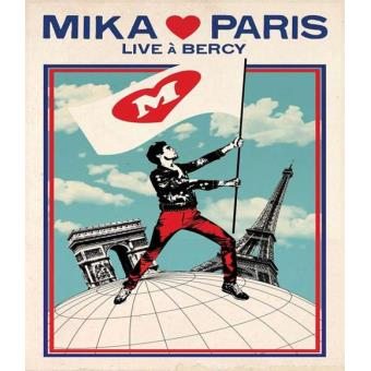 Mika Love Paris - Live a Bercy