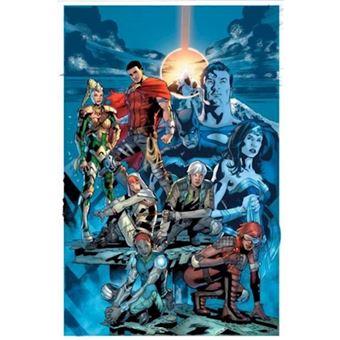 Justice league vol. 5 legacy (rebir