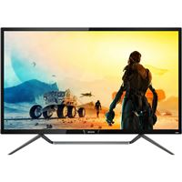 "Monitor Gaming Philips UHD 4K HDR  Momentum 436M6VB 43"" com Ambiglow"
