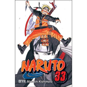Naruto - Livro 33: Missão Secreta
