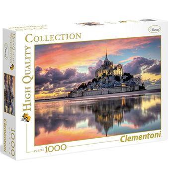 Puzzle Le Magnifique Mont Saint-Michel
