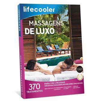 Lifecooler 2019 - Massagens de Luxo