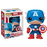 Funko Marvel Captain America - 6