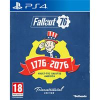 Fallout 76 Tricentennial Edition - PS4