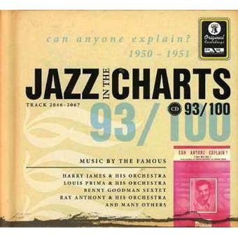 Jazz in the Charts 93 - Old Piano Roll Blues 1949-1950