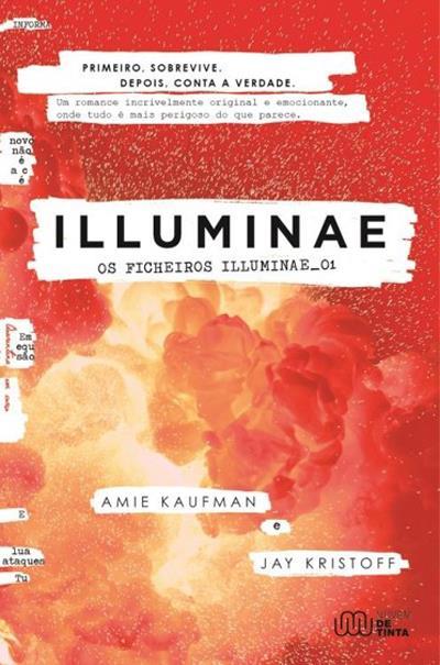 Illuminae - Amie Kaufman