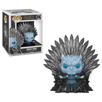 Funko Pop! Game of Thrones: Night King Sitting on Iron Throne - 74