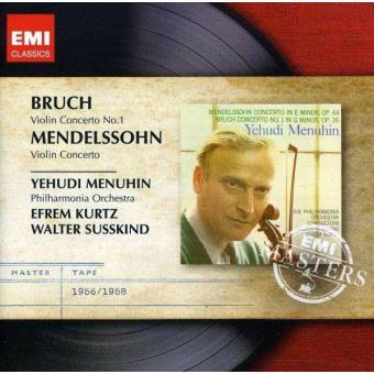 Bruch & Mendelssohn | Violin Concertos