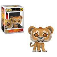Funko Pop! Disney The Lion King: Simba - 547