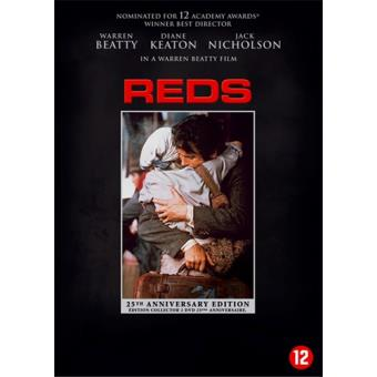 Reds - 25th Anniversary Edition (DVD)