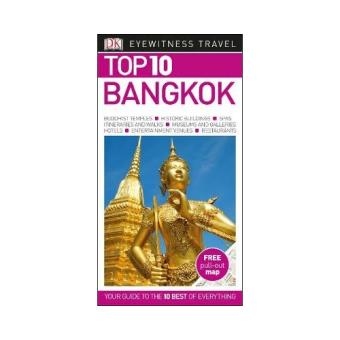 Eyewitness Top 10 Travel Guide - Bangkok
