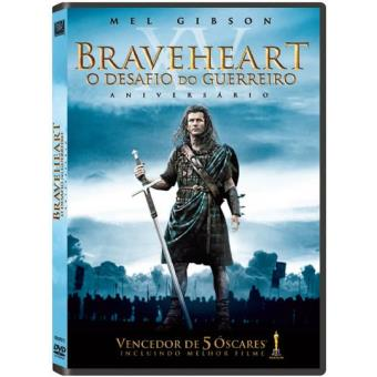 Braveheart: O Desafio do Guerreiro (DVD)