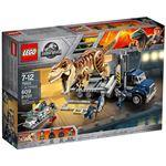 LEGO Jurassic Park 75933 Transporte de T-Rex
