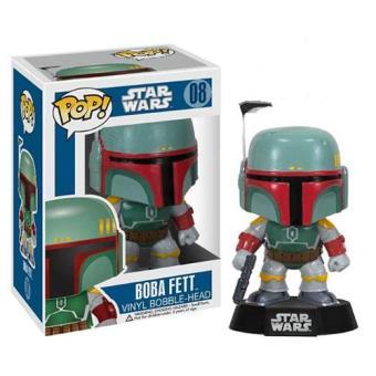 Funko: Boba Fett - Star Wars - 8