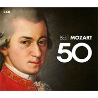 50 Best Mozart - 3CD