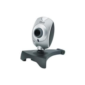 Trust Primo 2MP 640 x 480pixels USB 2.0 Preto, Prateado webcam
