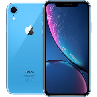 Apple iPhone XR - 128GB - Azul